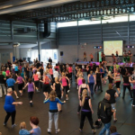 Zumbaton at Fit2Move MegaRelease