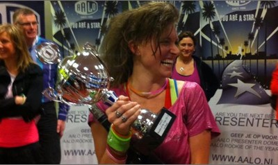 IMrookie: And the winner is… Ilse Michiels!